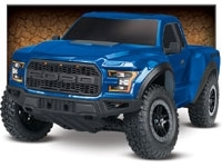TRA5826 Traxxas 2017 Ford Raptor Short Course Body (Clear)