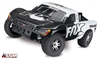 Traxxas Slash 4X4 Brushless 1/10 4WD RTR Short Course Truck Fox - TRA680864 FOX