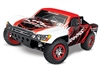 Traxxas Slash 4X4 Brushless 1/10 4WD RTR Short Course Truck Red - TRA680864 RED