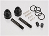 Steel Driveshaft Rebulid Kit: 1/16 E-Revo, Slash (TRA7055)
