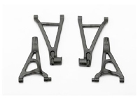 Front Suspension Arm Set: 1/16 ERV (TRA7131)
