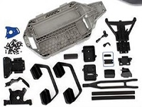 Traxxas Slash 4X4 Low CG Chassis Conversion Kit, TRA7421