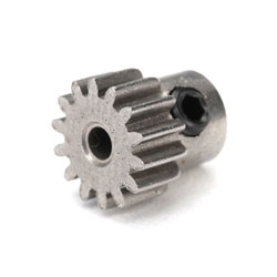 Gear, 14-T Pinion/Set Screw, LaTrax Rally