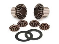 Differential Gear Set (output/spider); TRA X-Maxx, TRA7782
