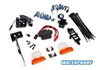 Traxxas 8035 TRX-4 Ford Bronco Complete LED Light Set w/Power Supply