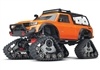 Traxxas TRX-4 with Traxx 1/10 4X4 Extreme-Terrain Truck - Orange - TRA820344