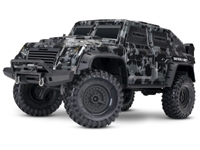 Traxxas TRX-4 Tactical Unit 4X4 Rock Crawler RTR