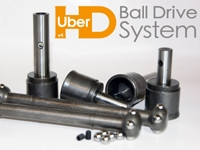 UberRC HD Ball Drive System for Baja FLM Extended Arms