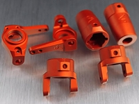 Vanquish Products Axial SCX10 Stage One Kit Orange