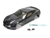 VTR230037 2014 Chevrolet Corvette Z51 Body Set Unpainted