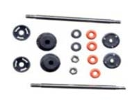 XTM Racing 149156 Shock Rebuild Kit Rear X-C