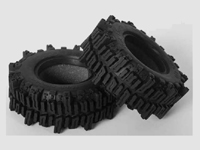 "RC4WD Z-T0050 Mud Slingers 1.9"" Rock Crawler Tire"