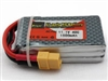 Power Lipo Battery 11.1V 1500mAh 3S 40C