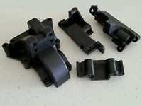Yokomo ZS-300RTG for MR-4 TC Rear Bulkhead Set