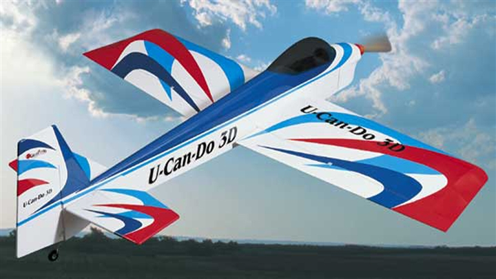 Great Planes U-Can-Do 3D .46 ARF
