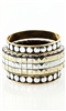 Stackable Glam Bangles