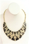 ETHNIC METAL NECKLACE