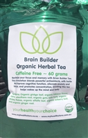 Brain Builder Tea