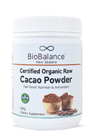 BioBalance Raw Cacao Powder