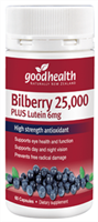 Good Health Bilberry