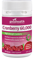 Good Health Cranberry 60,000