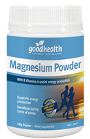 Good Health Magnesium Powder