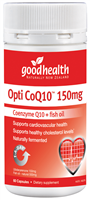 "Good Health Opti C-Q10â""¢ 150mg"