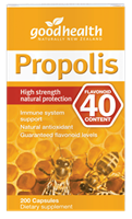 Good Health Propolis 40 Flavonoids
