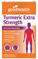 Good Health Turmeric Extra Strength 30 caps