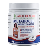 Dr. Cabot's Metabocel Weight Control - 90 tabs