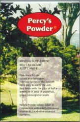 Percys Powder 60s