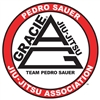 Gracie Team Patch - Large