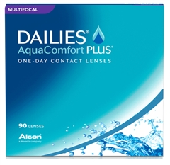 Focus DAILIES Progressive contact lenses