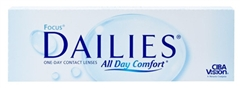 Focus DAILIES Contact Lenses (30-pack)