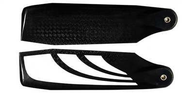 SAB 105mm TBS Carbon Fiber Tail Blade Set