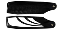 SAB 115mm TBS Carbon Fiber Tail Blade Set