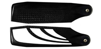 SAB 95mm TBS Carbon Fiber Tail Blade Set