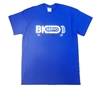 BK T-Shirt Blue (RC Car Theme)