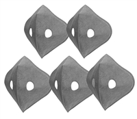 Sport Mask Filters (Pack of 5)