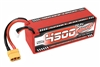 Team Corally 4500mAh 22.2v 6S 50C Hardcase Sport Racing LiPo Battery