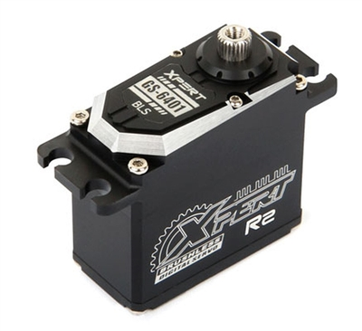Xpert R2 Cyclic Metal Gear Servo