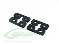 Carbon Fiber Tail Servo Support - Goblin 380/420