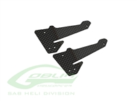 Front Landing Gear Support Upgrade - Goblin 500 Sport