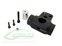 Aluminum Center Hub Black Matte - Goblin Comet