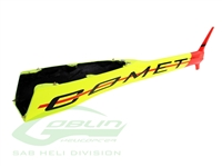 Mini Comet Boom Yellow/Red