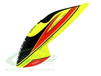 Mini Comet Canopy Yellow/Red