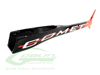 Mini Comet Boom Black/Red