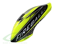Fiberglass Canopy Fireball (Yellow)