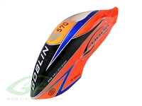 Goblin 570 Sport - Orange Canopy
