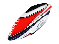 Canopy Carbon Blue/Red - Urukay WC